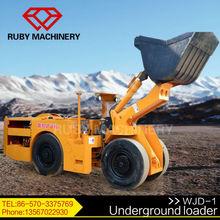 Diesel mining scooptram electric underground mining loader LHD