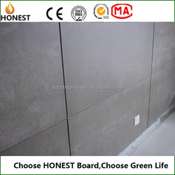 Incombustible material cement boards siding outdoor