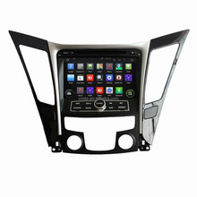 OEM China Manufacturer Car audio stereo system/in car radio/dvd/gps navigation with android 4.4 OS for Hyundai Sonata