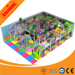 New products kids soft indoor exercise playground equipment