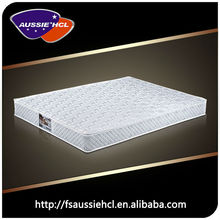 Fashionable cheap soft continuous spring mattress