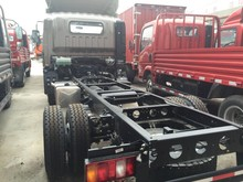 CNHTC Sinotruk diesel engine 5ton light duty howo cargo truck for sale