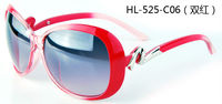 HL525 Oculos De Sol Women traditional glasses Designer Sunglasses China Natural Poised Fashion Sexy Frames 11 Styles