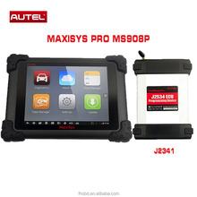 MS908 MS908P Autel Maxisys MS908 Pro Maxisys pro Diagnostic System AUTEL MS908P +Original J2534 Online Programming with wifi