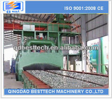 Qingdao stone surface cleaning equipment, marble play sand machine