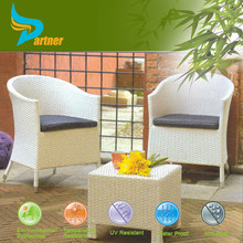 White Van Lpg Gas Conversion Cane Furniture Bedding Rattan Garden Sofa Set Conversation