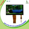 """High quality 24 bit rgb interface 800x480 7"""" tft touch screen for Remote Control"""