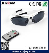 precio gafas de sol 720 p mini cámara de la promoción de los deportes