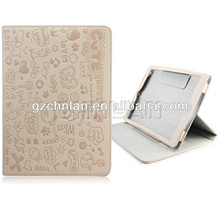 Lovely cartoon design for ipad 5 smart cover