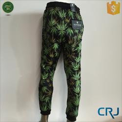 Custom Men's Jogger Pants with Printing