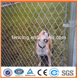 2015 hot sale Factory Wholesale Powder Coated/galvanized Used Chain Link Fence