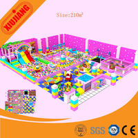Creative Kids Indoor Gym Obstacle Soft Padded Playground