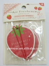 fruit/Paper Air Freshener/custom perfume