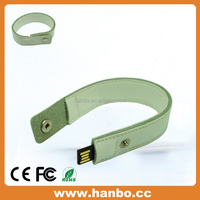 wrist leather usb flash drive