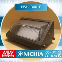 sample free of charge 50w outdoor water-proof architectural fixtures ul dlc led light 5 years warranty led external wall pack