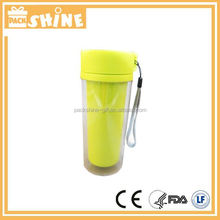 Double wall insulated promotional plastic advertisement cup