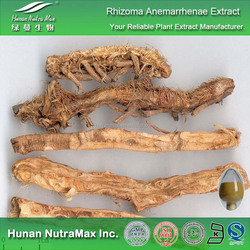 Top Quality Anemarrhena asphodeloides Root Extract 4:1 5:1 10:1 20:1