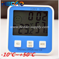 Alibaba de china reloj digital de humedad del higrómetro del termómetro y termohigrógrafos