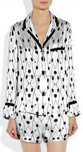 Mujeres pijamas de seda venta al por mayor