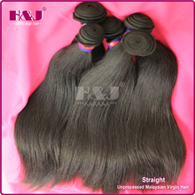 2015 Popular selling star 100% unprocessed can be colored Malaysian virgin hair