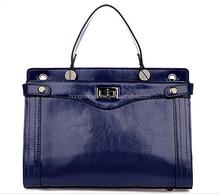 2015 New genuine leather handbags international designer miss unique handbags