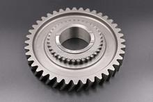 Customized Transmission Helical Gear, Custom Steel Gear