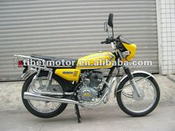 Motorcycle CG125 supply yellow nice style unique 125cc motorcycle (ZF125-5)