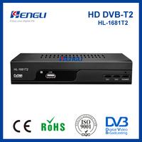 2015 HOTSALE! DVB-T2 TDT Receiver digital tv decoder