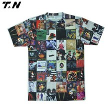 Top quality and promotional new design shirts 2015