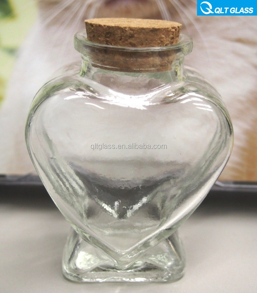 High quality wholesale decorative pudding candy jars for Designer glass jars