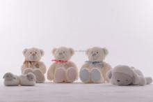 baby doll soft toy teddy bear