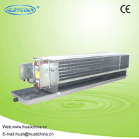Industry water cooled air conditioner, air conditioning ceiling concealed fan coil unit