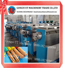 UT-70 Wire Making Production line, Copper Wire Making Equipment, Electric Wire Extruder Equipment