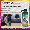 Hot Sale Quick Spair Tire Sealant Inflator ( Fix A Flat )