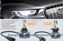 toyota crown royal saloon led headlight factory directly best quality