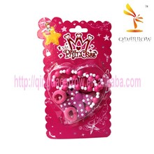 Traditional Unique Necklace Girls Hair Accessories Sets