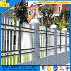 Wrought Iron Fence Finials/ Model/ Mesh