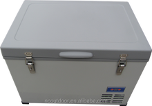 Car travel refrigerator DC 12v car portable fridge freezer refrigerator