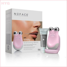New Style face care home use skin Nuface Trinity Facial Toning , Wrinkle reduction, improve facial contour