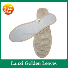 High quality factory sell Soft Anti-odor massage insole Fiber bamboo Charcoal,bamboo charcoal slimming