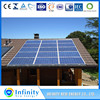 Roof mounting home high efficient 300W Solar System,solar energy system