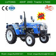 40hp 4*2wd lt400 tractor mini tractor con el ce