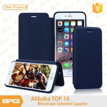 BRG Ultra-thin Leather Cover for iPhone 6 plus 5.5 inch Case Original