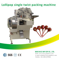 Hot selling full automatic ball shape lollipop packing machine