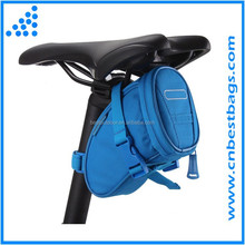 Outdoor Cycling Bike Bicycle Saddle Bag Under Seat Packs Tail Pouch
