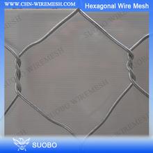 Hot Sale!! 16 Gauge Galvanized Hexagonal Wire Mesh For Breed, Plastic Chicken Wire Mesh