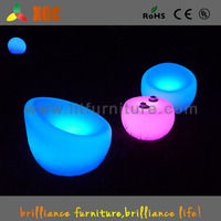 the most popular led party rental furniture table