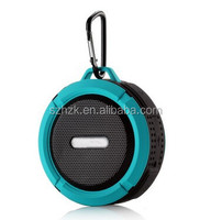 Newest 5W output Waterproof Wireless Bluetooth module 3.0 Mini Speaker for mobile phone Sport cycling camp Hike+cilp + charger