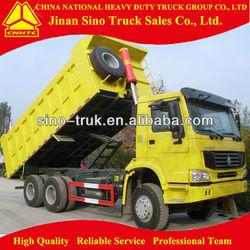 Sinotruk 6*4 Dump Truck for Sale (ZZ3257N3847A)
