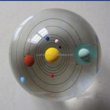 3D Laser decorative crystal ball